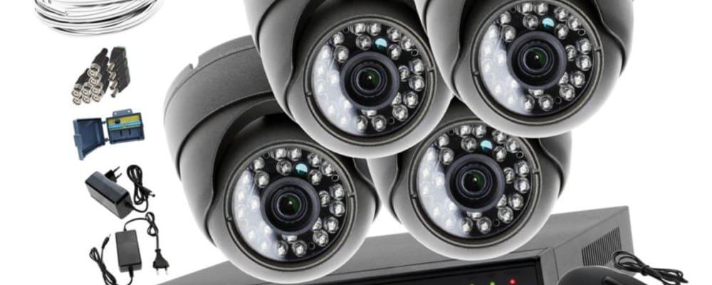 Какое видеонаблюдение лучше для частного дома