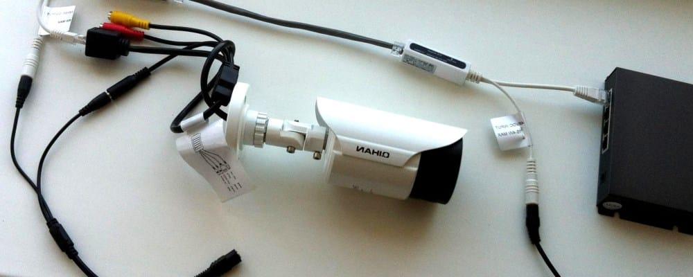 Технологии IP видеонаблюдения для загородного дома