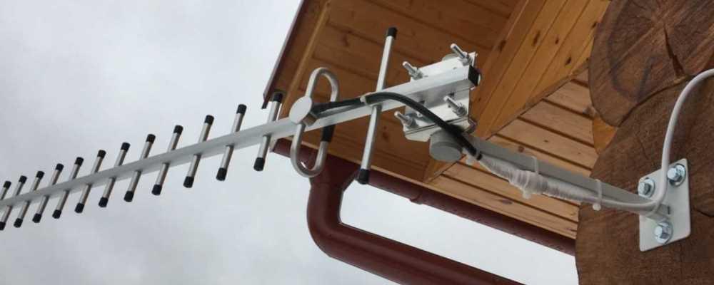 Антенна для усиления сотовой связи и другие приборы