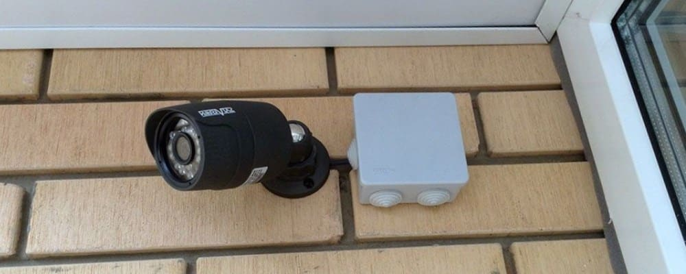 Wi-fi камера видеонаблюдения для дома